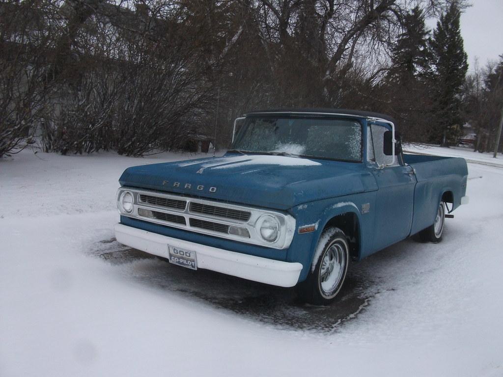 New Dodge Truck >> Fargo 100 pickup truck | Fargo 100 pickup truck which was a … | Flickr