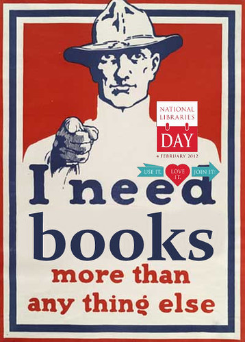 I need books | by Phil Bradley