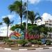 Welcome to St. Maarten Airport Sign
