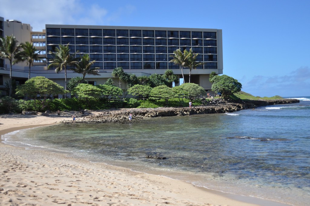 Turtle Bay Resort Hotel Map