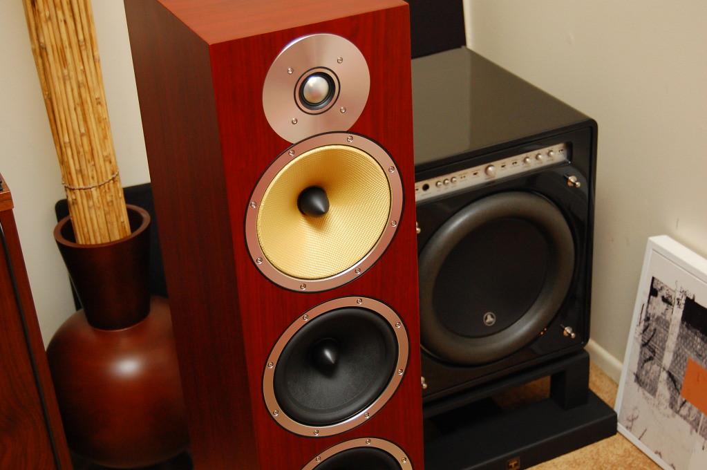 b w cm9 and jl audio fathom f112 atane ofiaja flickr. Black Bedroom Furniture Sets. Home Design Ideas