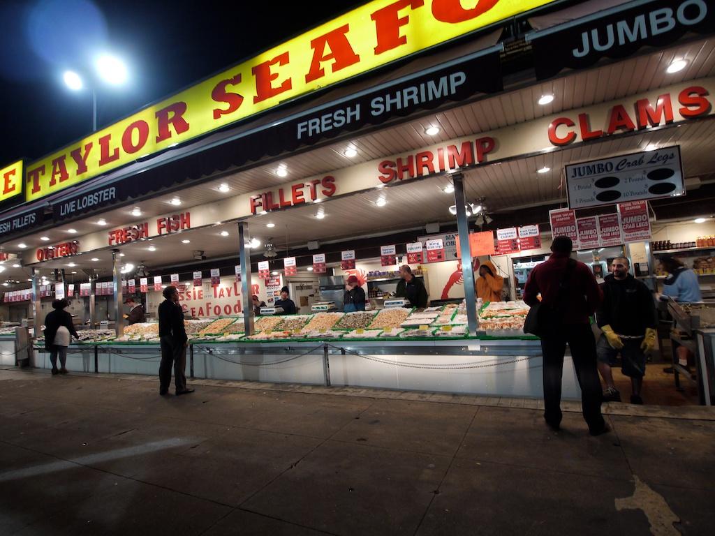 Dc Maine Avenue Fish Market Washington Dc Flickr