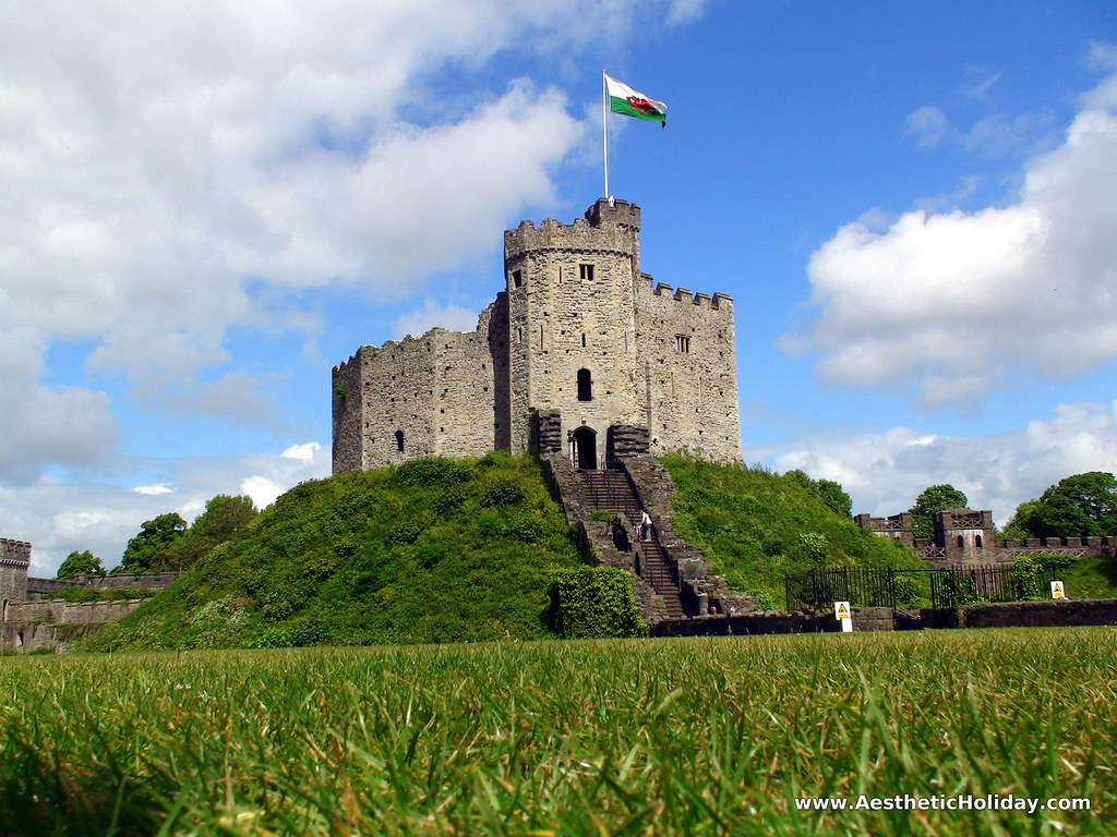 Cardiff Castle Cardiff Castle Is One Of Wales Leading