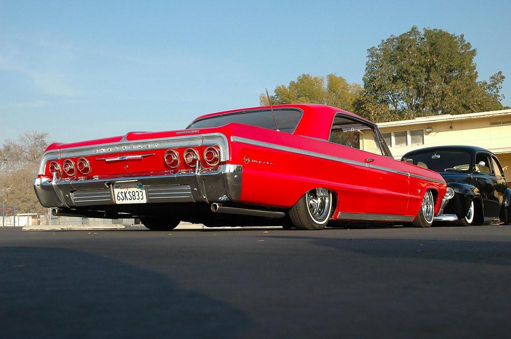 1964 Chevy Impala ss Lowrider 1964 Chevy Impala ss