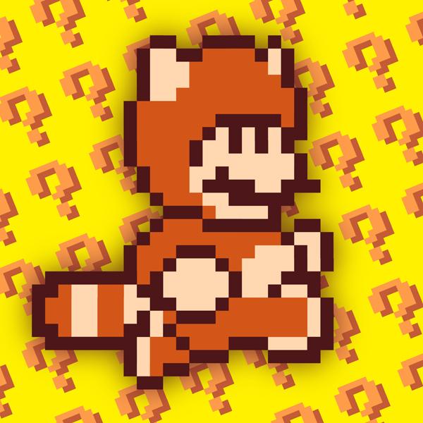 Super Mario Bros Tanooki