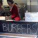 burgers at Le camion qui fume
