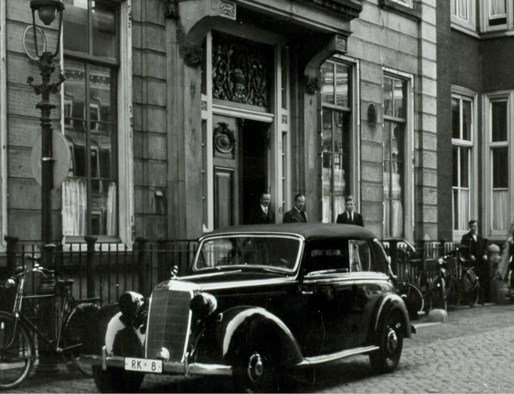 Mercedes Benz 230 Cabriolet B W153 Rk 8 Reichskommisari