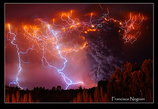 Erupcion Cordon Caulle... | by Francisco Negroni