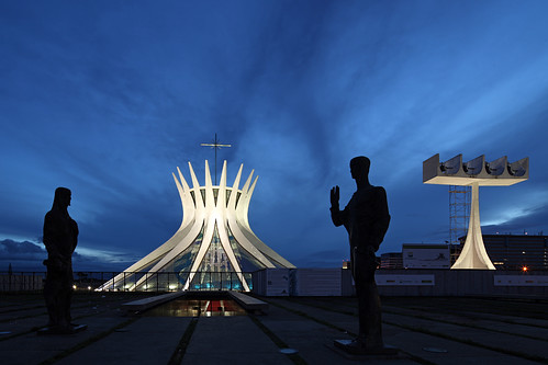 Brasilia Cathedral | by david.bank (www.david-bank.com)