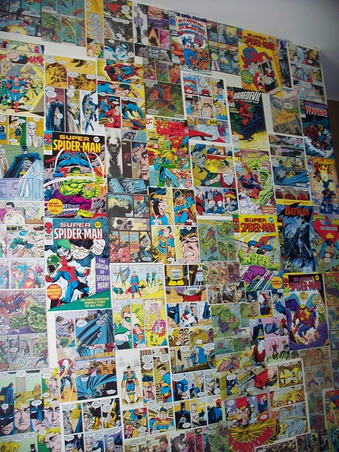 comic wallpaper flickr photo sharing marvel comics c 243 mic mural de papel pintado mural de