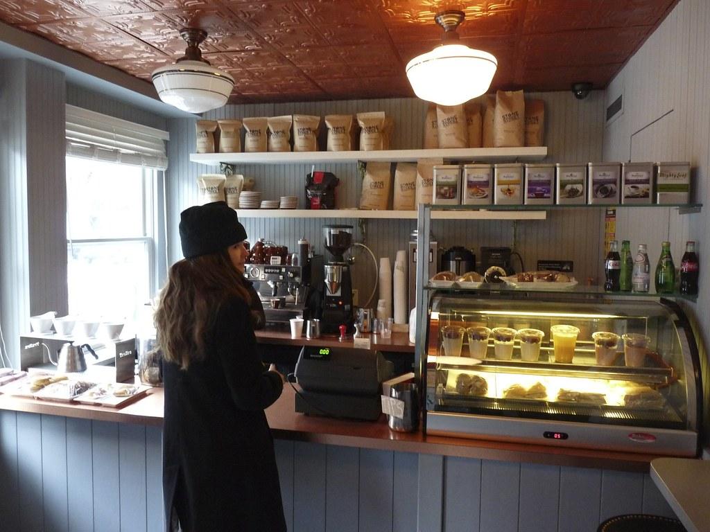 Stone Street Coffee Company Cafe