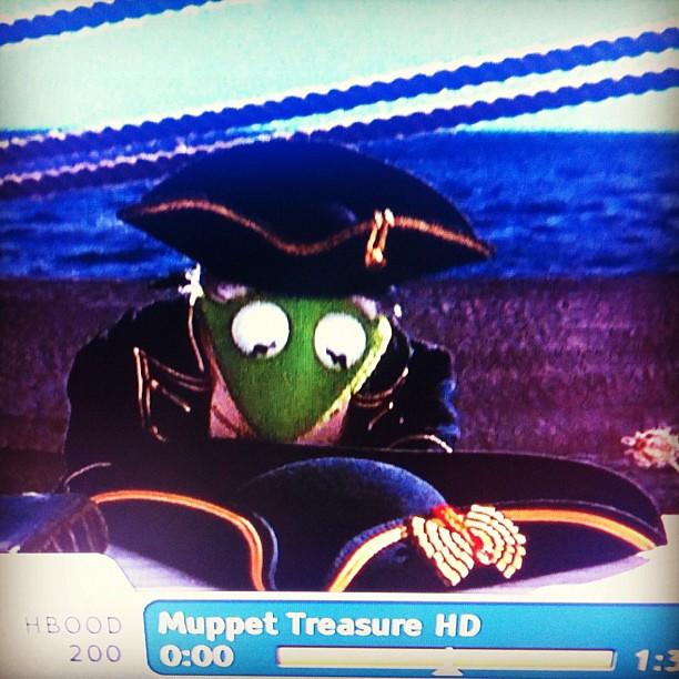 Muppet Treasure Island Dwalk The Plank Gif