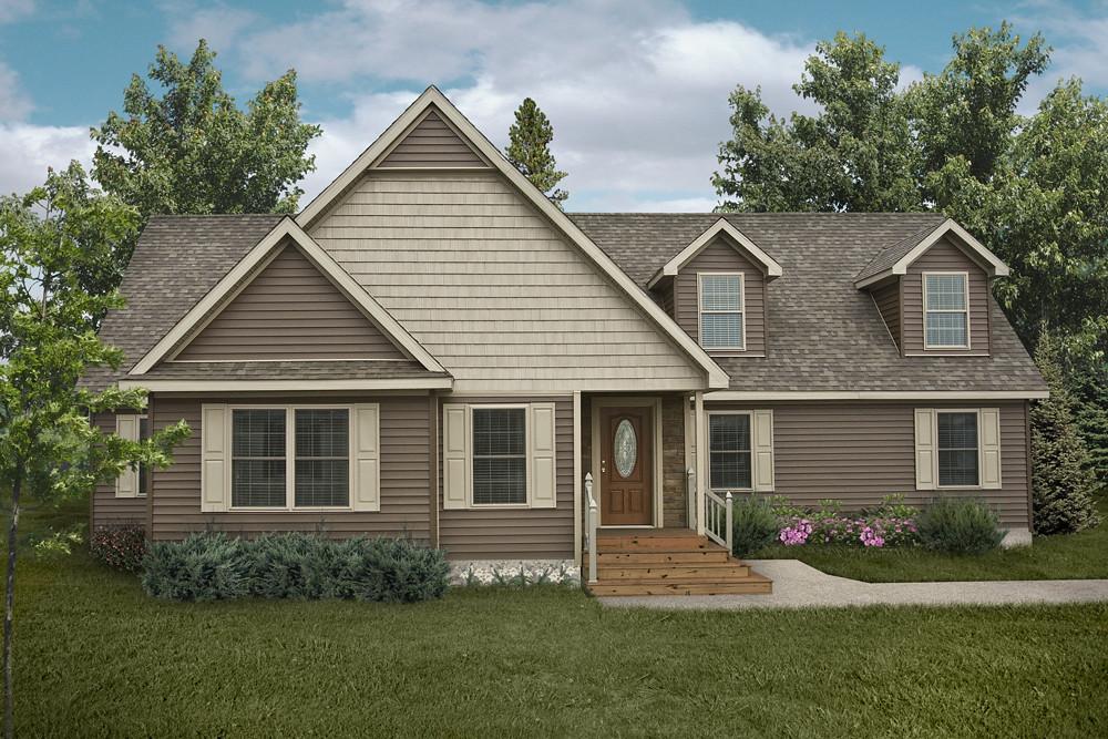 Modular Home Exterior Champion Homes Flickr