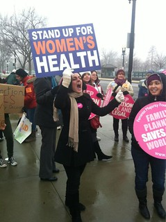 Stand Up for Women's Health | by World Can't Wait