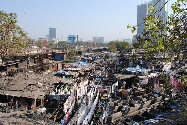 Slum Tour Mumbai Realty