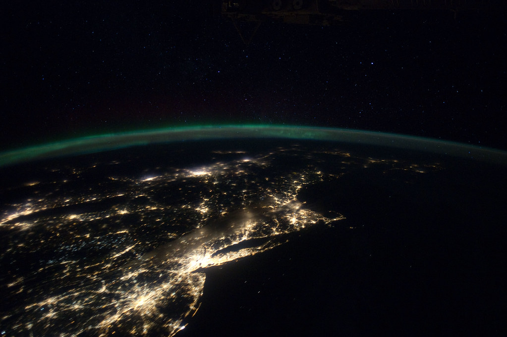New York Night Lights Sleep