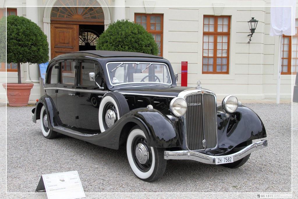 1936 Maybach Sw 38 Limousine Viert 252 Rer Spohn 02 Maybach Flickr