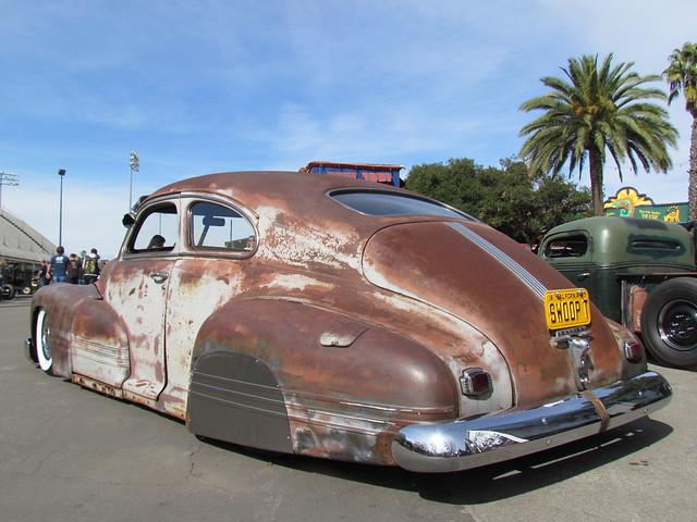 1947 Pontiac Streamliner Flickr Photo Sharing