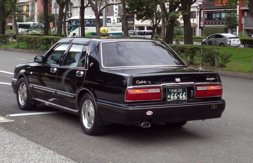 Nissan Cedric V6 Brougham Vip Y31 Wasn T Uncommon To