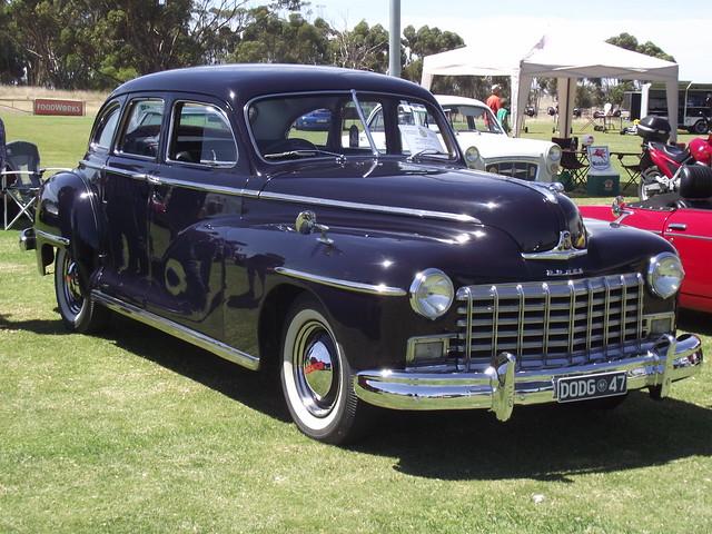 1947 dodge sedan flickr photo sharing for 1947 dodge 2 door sedan