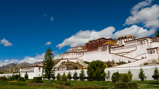 The Potala Palace | by T@lker