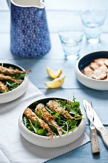 Pan Seared Smelts & The Simple Things In Life | by tartelette
