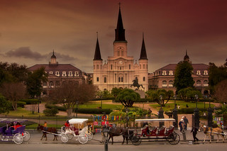 Saint Louis Cathedral | by praline3001