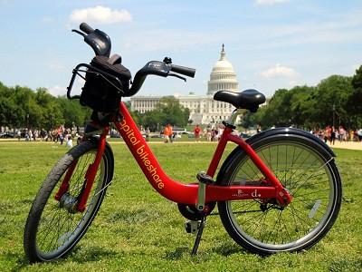 Bike Rental In Washington Dc Our Favorite Way To Get