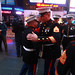 California Marine awarded for community service in Times Square-ceremony prior to Afghan deployment [Image 3 of 3]