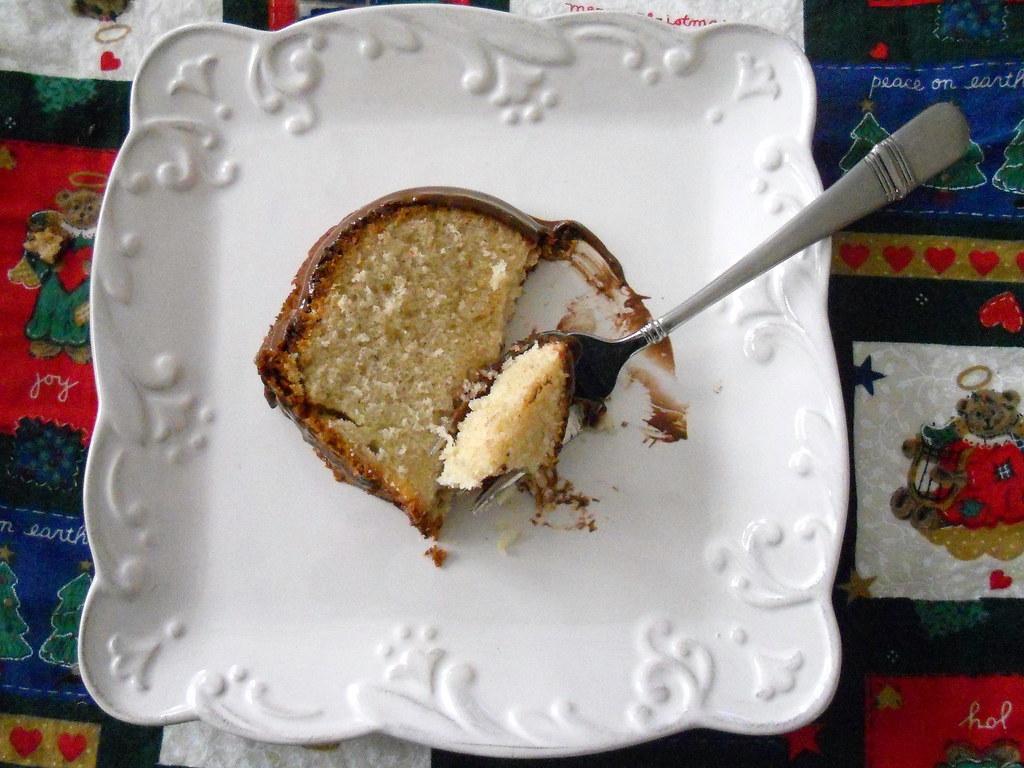 Coconut Pound Cake With Evaporated Milk