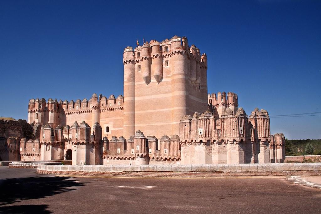 Castillo de Coca  Nacho Vegas  Flickr