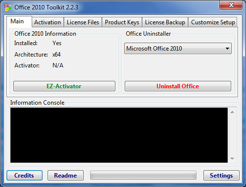 MS Office 2010 amp Windows Toolkit EZActivator Free Download
