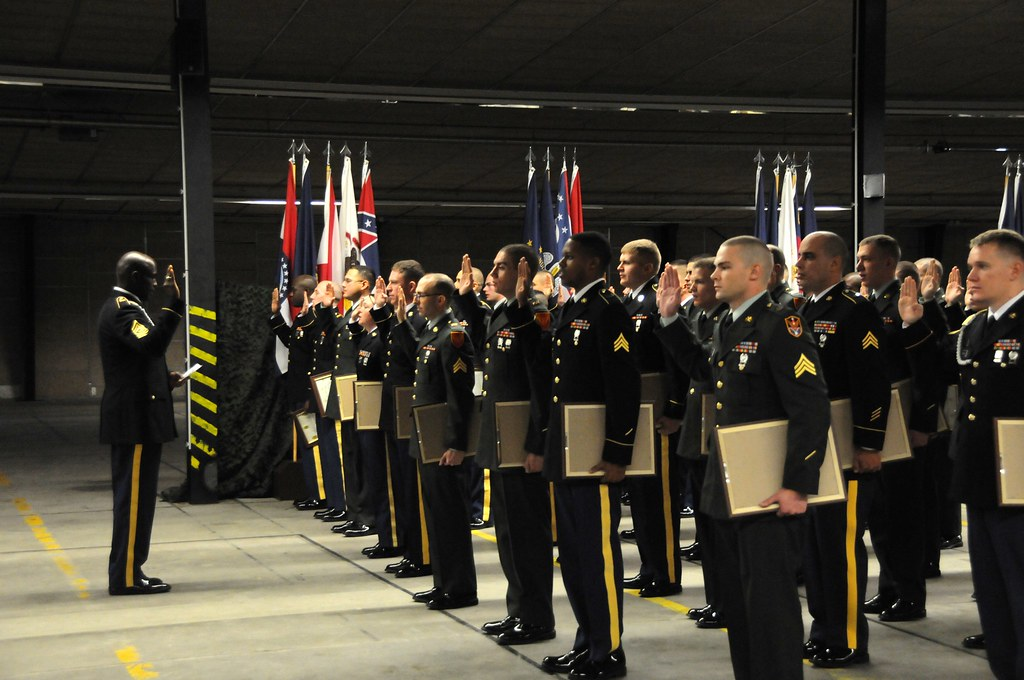 nco induction Newly promoted sergeants participated in the time-honored tradition of the non-commissioned officers induction ceremony, here, december 5, 2017 the event was.
