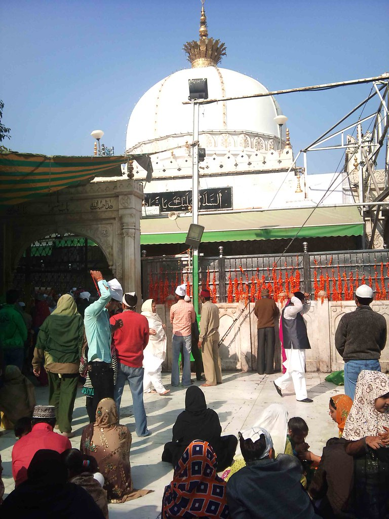 Ajmer sharif Dargah, Ajmer – India