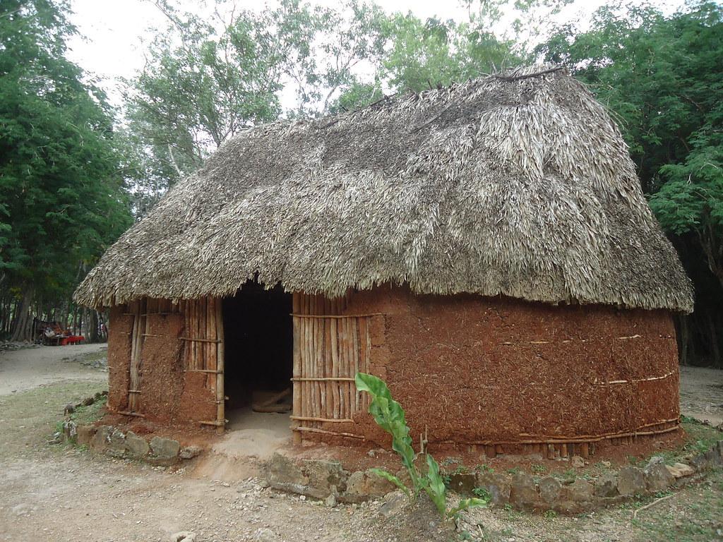 mayan house deifchen flickr
