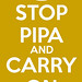Stop Pipa and Carry On