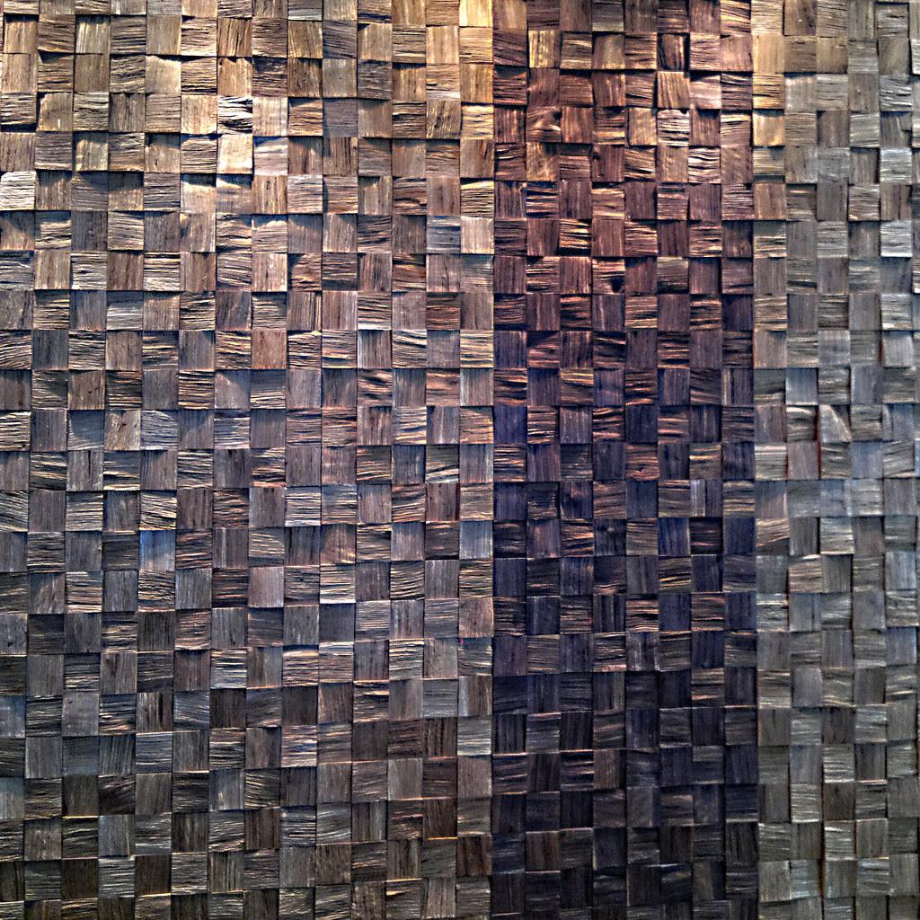 Wandbekleding hout / wall cladding  Houthandel Van de Voort  Flickr