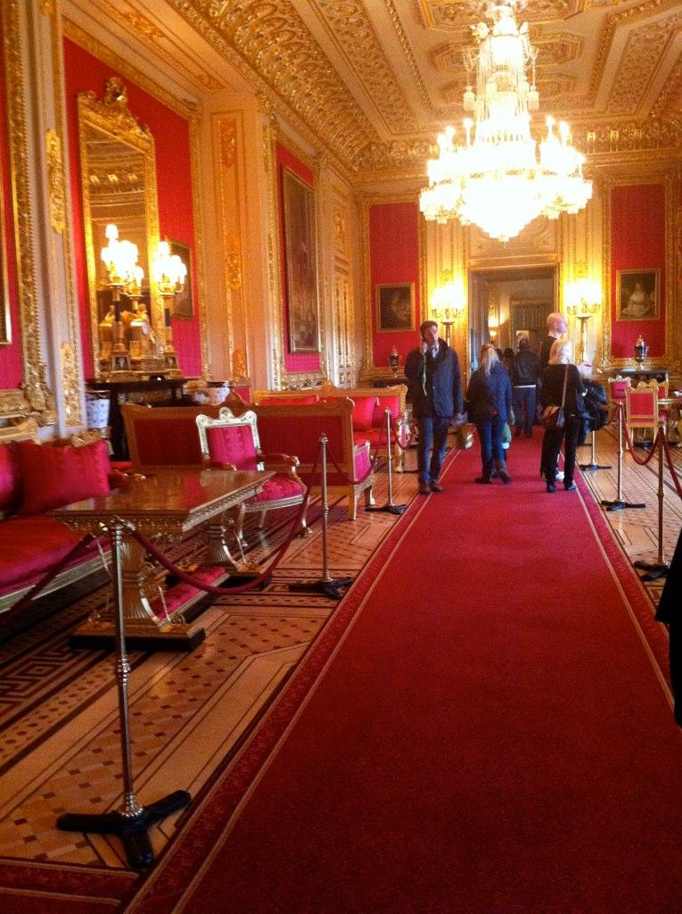 Windsor Castle Interior Cheylene Flickr