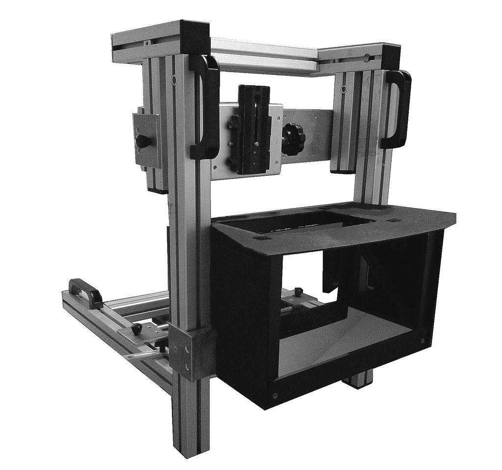 Rig 3d 3dmotion est un rig relief miroir low cost qui for Miroir 3 pans