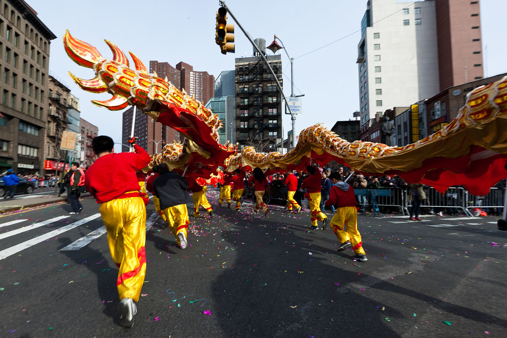 New Dragon Chinese Food Rockaway Blvd