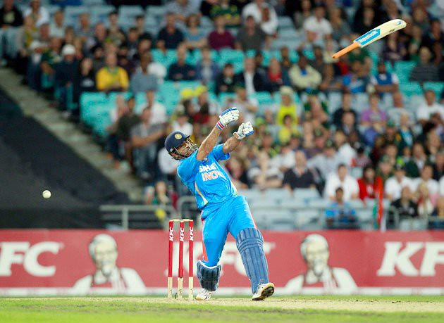 Helicopter Shot in Cricket Dhoni Helicopter Shot | by