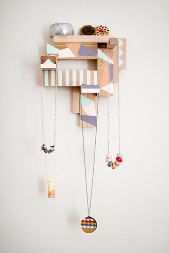 stämpel jewellery hanger | by birds & trees