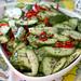 Nami-Nami Easter brunch 2014: Kurgisalat. Cucumber salad.