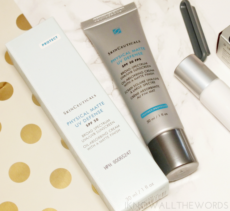 this vs that skin ceuticals physical matte uv defense