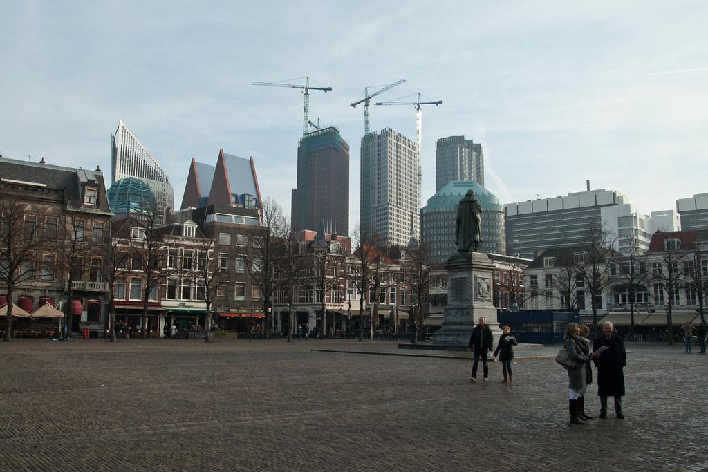 gratis daten Den Haag
