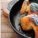 flattened chicken with parsley sauce3