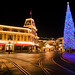 All aglow on Main Street, U.S.A.