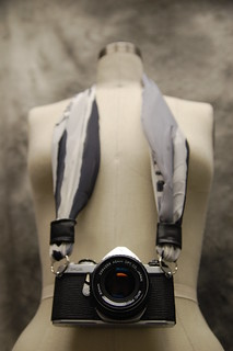 How to Make a Camera Strap from a Silk Scarf | by Stacie Stacie Stacie