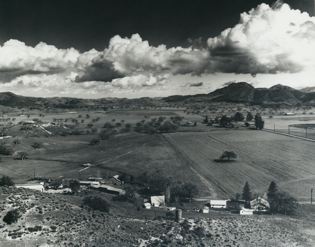 Albertson Ranch | Southeast view of Albertson Ranch (later ...  Conejo Parks And Recreation Jobs