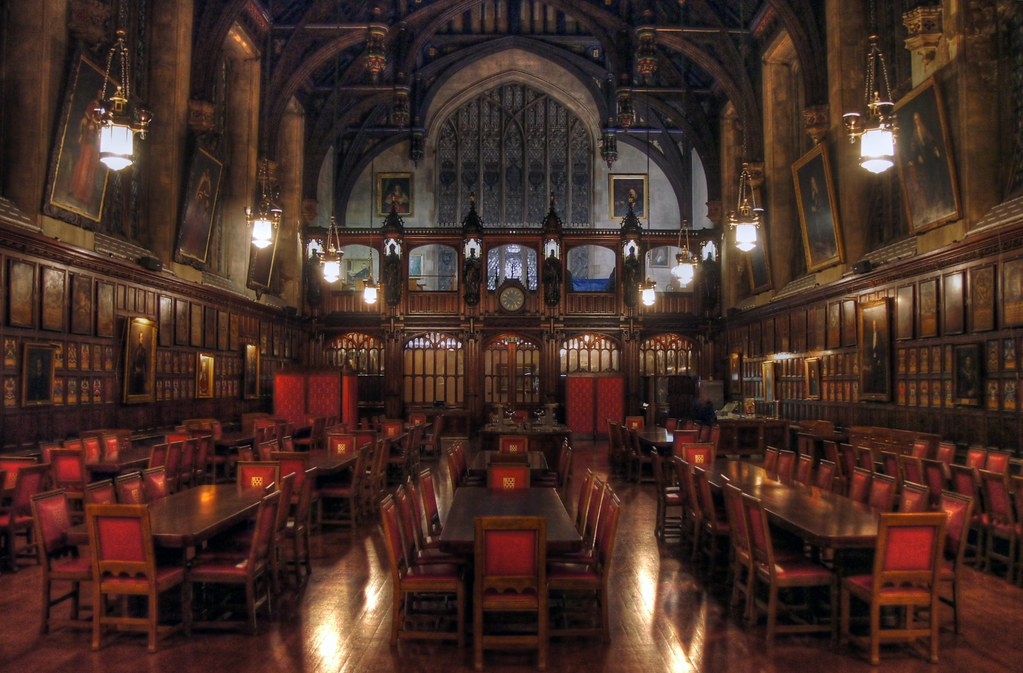 Lincoln S Inn Great Hall This Is Where I Have My Daily